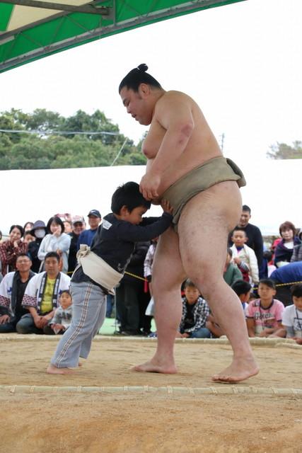 ちびっこ相撲・ちびっこふれあい相撲